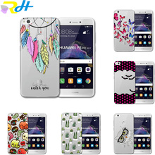 coque For Huawei P8 Lite 2017 P9 P9 Lite P10 Case Most popular TPU Soft Silicone Phone Case Skin Cover For Huawei P10 PLUS Case(China)