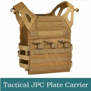 Tactical JPC Plate Carrier