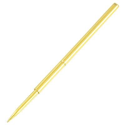 100Pcs Spear Tip Spring Testing Probes Pins 0.99mm Diameter<br><br>Aliexpress