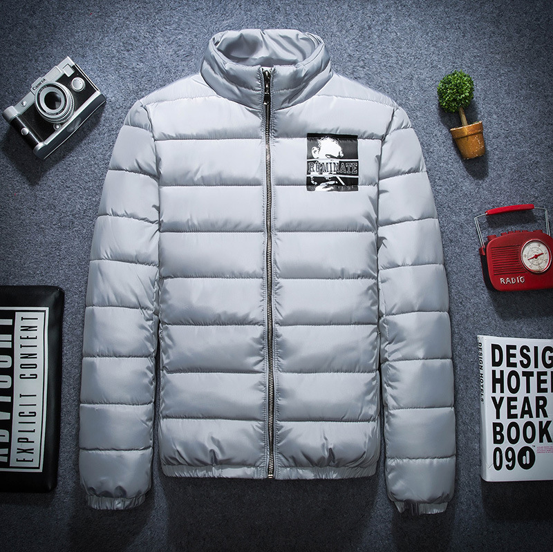 Hot Sale 2017 New Mens Winter Jacket Men Hooded Wadded Thicken Winter Coat Men Casual Slim Pure Color Outwear Parka Men M-XXXLОдежда и ак�е��уары<br><br><br>Aliexpress