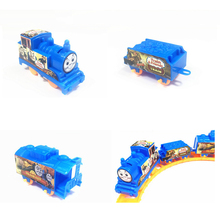Friends Electric Train Toys Railway Track Funny Train For Children Intelligent Toy Car Gift Diecasts & Toy Vehicles
