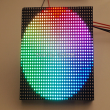 Leeman P5 SMD RGB Module - new products china hd p5 led display scren hot xxx photos