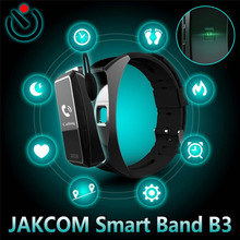 Jakcom B3 Smart Band Bluetooth headset smart Wristband wear As Heart Rate Monitor Watch For Xiaomi Mi Band 2 Bracelet Talkband(China)