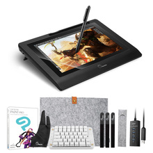 "Parblo Coast10 10.1"" IPS Art Drawing Graphic Monitor +one-hand Mechanical Gaming Keyboard+ CLIP STUDIO PAINT PRO (Manga Studio)(China)"