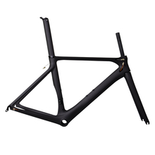 Free shipping promotion R03 full toray carbon fiber BB86 OEM painting and decals aero chinese carbon road bike frame for sale
