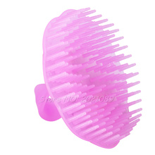 New 2016 Brand Bath Brush Hot Sale Washing Hair Massage Shampoo Brush/Comb Shower Body for bathroom product(China)