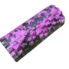 1PC 14*33cm 4 Colors Unisex Yoga Pilates Fitness Camouflage Rough Foam Roller Massage Column Sport Gym Equipment AU8(China)