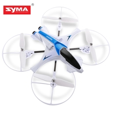 Original SYMA X14 Mini Drone 2.4GHz 4CH 6axis Headless Mode/Altitude Hold RC Helicopter Remote Control Toys RTF with Transmitter