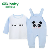 2017 Letter Print Spring Baby Pants Baby Boy For Baby Girl Leggings Newborn Clothes Toddler Baby Boy Trousers Infant Leggings(China)