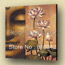 Buddha painting wholesale home decor reproduction good quality  chinese oil paintings