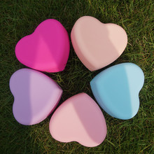 1 Pcs Heart Shape Glove Silicone Makeup Brush Cleaning Mat Nose Large Pad Sucker Scrubber Board Brush Cleaner Face Washing Tools