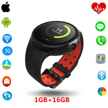 Z10 Smart Watch reloj Android MTK6580 1GB 16GB Smartwatch With Wifi GPS HD Camera Heart Rate Wristwatch For Android iOS Phone