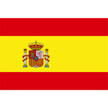New 3x5 Feet Large Spanish Flag Polyester the Spain National Banner Home Decor