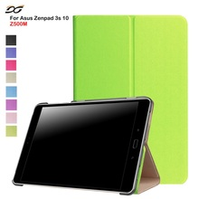 PU Case for Asus Zenpad 3s 10 Z500M Stand Protective Case Cover for Asus ZenPad 3S 10 Z500M For Asus Tablet Case 10inch