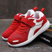 Brand Children's Shoes New Boys Autumn Winter Casual Shoes Children Sneakers Baby Shoes Super Light Sport Kids Sneakers(China)