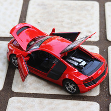 Alloy Famous Car Model, 1:32 Die Cast model, Toys car, Alloy Vehicles, W/light N Music, Free Shipping(China)