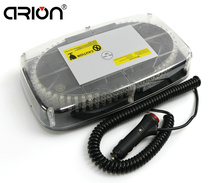 CIRION 153A Car Roof Flashing Strobe Emergency Light New 240LED DC 12V 240 LED red blue yellow white