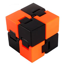 Buy Mini Fidget Cube Toy Vinyl Desk Finger Toys Squeeze Fun Stress Reliever 4 cm High Antistress Cubo Anxiety Relax P3 for $2.80 in AliExpress store