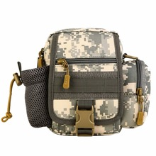 Waterproof Hip Pack Tactics Waist Packs Waist Bag Fanny Pack Belt Bag Bumbag Sling Shoulder Messenger Bag