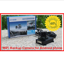WIFI Wireless Reverse Parking camera car with Any Android device Android mobilephone MID wireless reversing Wifi phone kit