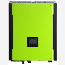 Promotion Solar Inverter 4000W Grid-tied Inverter 48V to 220V 5000W MPPT Inverters Pure Sine Wave Hybrid Inverter 80A AC Charger