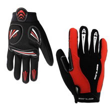 GUB 2023 full Finger GUB Cycling Bicycle bike cycle Gloves Sports ciclismo Size S- XL 3 Color fox sport silica gel high quality