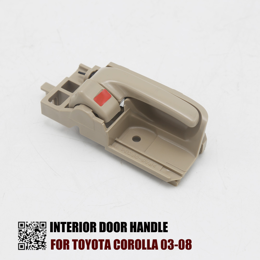 Front Driver Side LH Left Outer Outside Door Handle for 03-08 DODGE RAM PICKUP