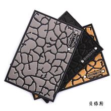 Free shpping Car advanced Non slip pad/car slip-resistant pad /diamond design slip-resistant mats auto supplies