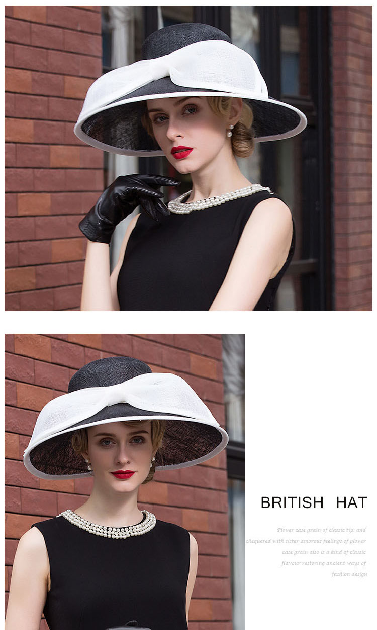 1_sinamay kentucky derby hats