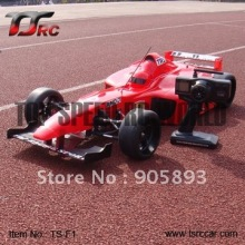 Free shipping!!! 1/5 F1 RC CAR with 2.4G transmitter RTR, 26CC 2WD Formula 1 models(China)