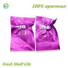 100pc/lot Vacuum ZB Clean Point Tampon Beautiful Life Tampon Feminine Hygiene Tampons Detox Pearls Qing Gong Wan Uterine Fibroid