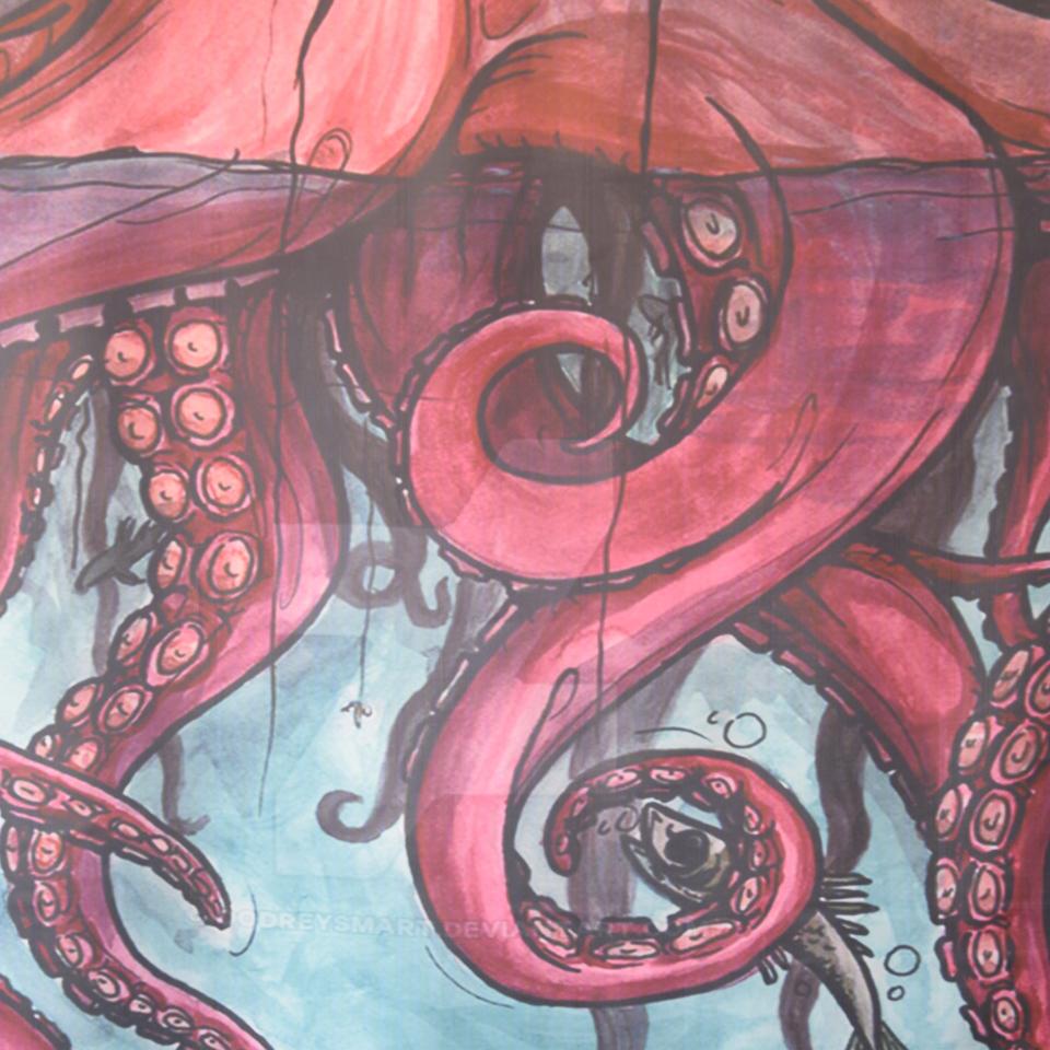 Omapärased dušikardinad – 180 x 180 cm