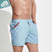 Desmiit Mesh Lining Liner Board Shorts Men Fast Dry Beach Swimming Shorts Sport Athletic Running Walking Gym Male Shorts DT70(China)