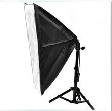 lighting set photography lighting Softbox 50x70cm single lamp holder soft  lights up photography lighting one piece no00dC