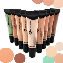Face Foundation Makeup Base Liquid Foundation Brand Women Face Makeup Whitening Concealer Cream Cosmetic