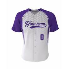 Best Selling Latest Design Quick Dry Team Wear Sportswear Logo Design Fabric Custom Colorado Baseball Jersey For Men