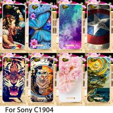 Buy TAOYUNXI Soft Smartphone Cases Sony Xperia M Dual C1904 C2005 4.0 inch C1905 C2004 Case Hard Back Cover Skin Hood Bag for $1.58 in AliExpress store