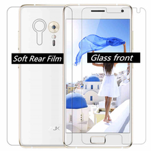 Buy Soft Rear Film +Tempered Glass Screen Protector Lenovo ZUK Z2 Pro Guard Film ZUK Z2 Front Back Protective Stickers for $2.99 in AliExpress store
