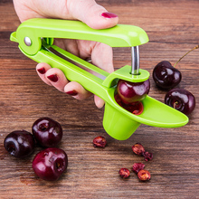 Cherry Pitter Red Dates Olives Pit Easy Removal Core Squeeze Handheld Tool Kitchen Gadgets
