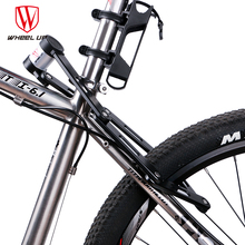 3 Colors New Upgrade Anti-cut Safety MTB Folding Bike Lock Professional Anti-theft Alloy Steel Foldable Bicycle Lock Keys