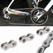 New 1 PC Bike Chains mountain road bike bicycle chain Connector for 8/9/10 Speed Quick Master Link Joint Chain bike parts(China)