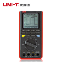 UNI-T UT81C handheld digital oscilloscope Scopemeter multimeter  Ammeter voltmeter with high sampling rate 80MS/s 8M bandwidth