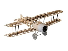 Sopwith Camel 1520mLaser Cut Balsa Kit ( For Gas Power and Electric Power) Balsawood airplane models Building RC Toys Woodine
