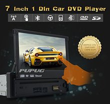 NEW Store! 7 inch Car Electronic 1 din Car DVD Player with GPS Navigation In dash Car PC Stereo Head Unit video+ Free map