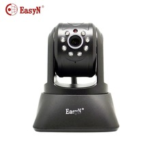 "EasyN 720P Wifi IP Camera wi-fi 1MP 1/4"" CMOS 2.8mm Lens Night Vision Wireless mini Camera wifi P2P cloud security Video Camera(China)"