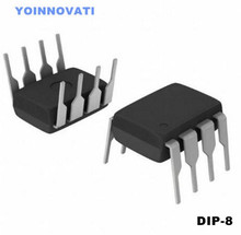 Free shipping 100PCS DIP8 IC UA741CN UA741CP UA741 OP Amp LM741 741 Best quality(China)