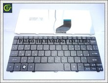 Russian Keyboard for Acer Aspire One D255 D255E D257 AOD257 D260 D270 AOD260 AO521 AO532 AO533 532 532H 521 533  RU Black