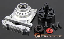 Split type clutch cover + Integrated clutch cup set fit  LOSI 5IVE-T Free Shipping