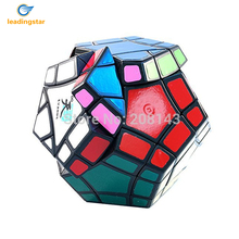 LeadingStar Jupiter/Uranus MF8 Bermuda Megaminx Black Magic Cube Speed Puzzle Cube Education Games For Kids Gifts Zk35(China)