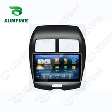 Quad Core 1024*600 Android 5.1 Car DVD GPS Navigation Player Deckless Car Stereo for  MITSUBISHI ASX 2013 Radio Bluetooth